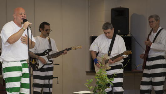 Nobts Caps 2013 2014 Academic Year With Prison Graduation