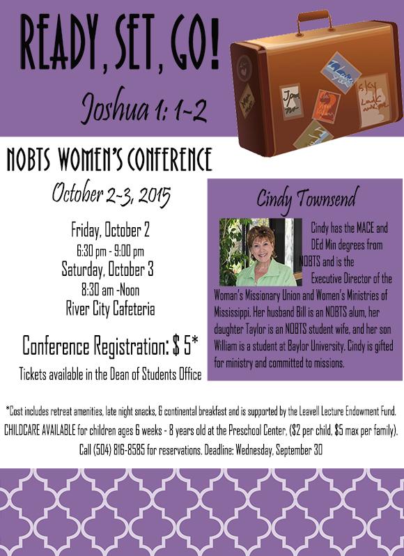 NOBTS Conference 2015