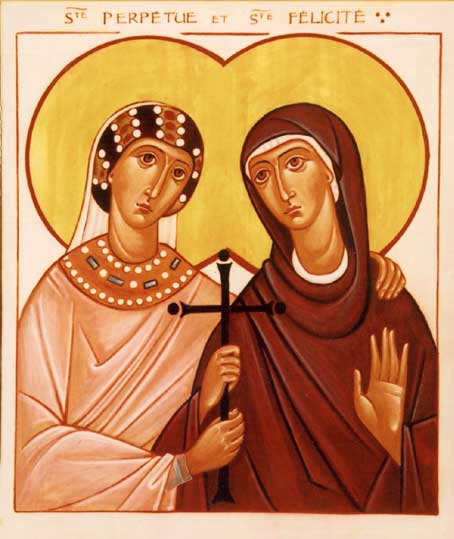 Saints-Perpetua-and-Felicitas